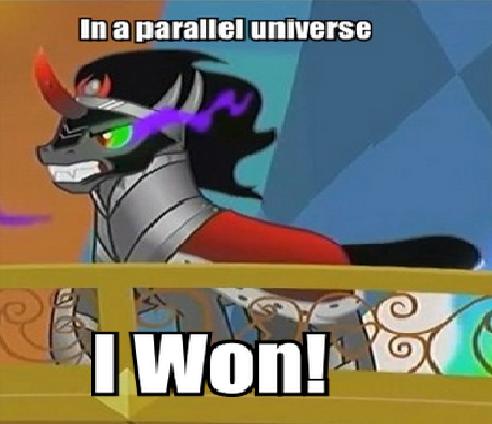 If King Sombra Won?