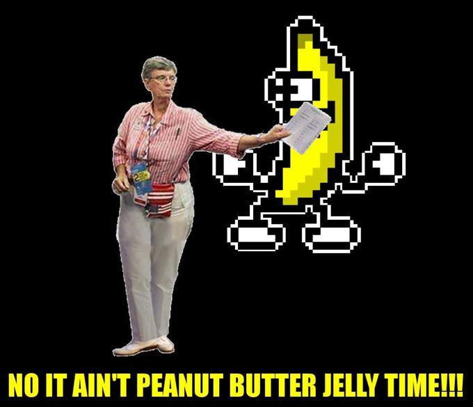 Joan The Silencer No It Ain't Peanut Butter Jelly Time