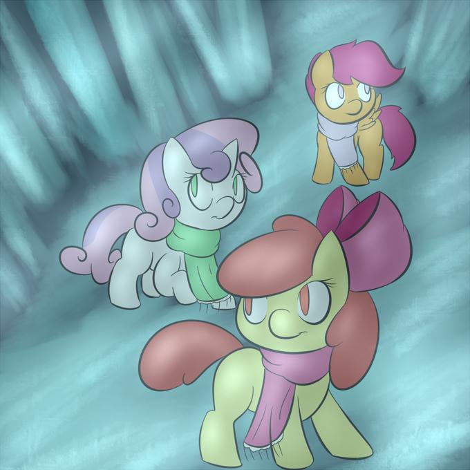 icy adventure