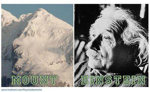 Mount Einstein