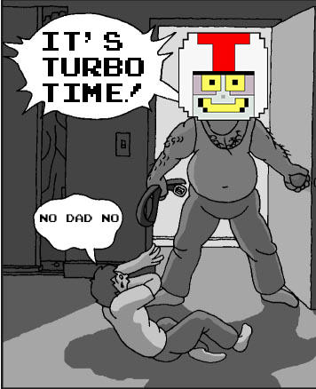 It's turbo time!