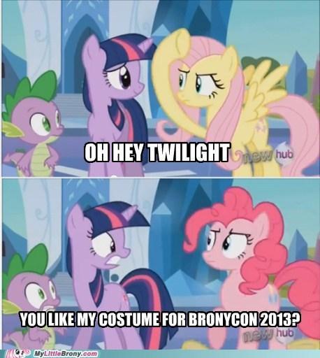 Pinkie's coustume