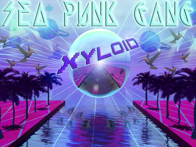 SEAPUNK GANG XYLOID MIX TAPE