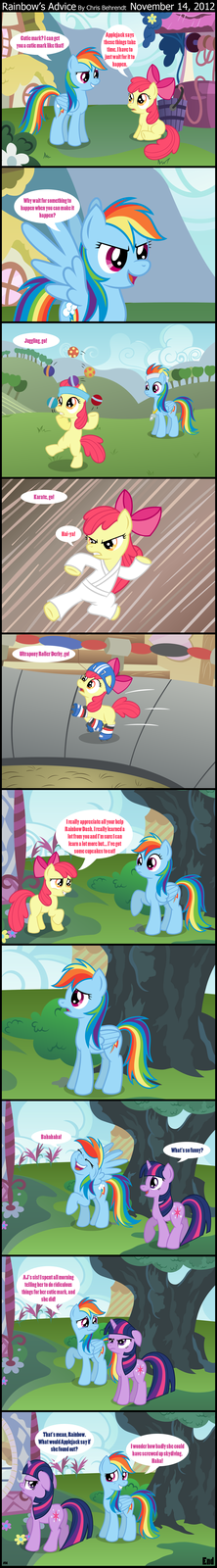 Rainbow's Advice