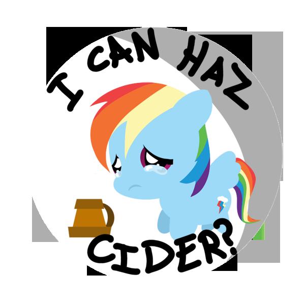 I can haz Cider?