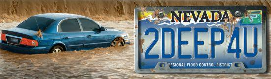 Nevada Safety Billboard from 2007