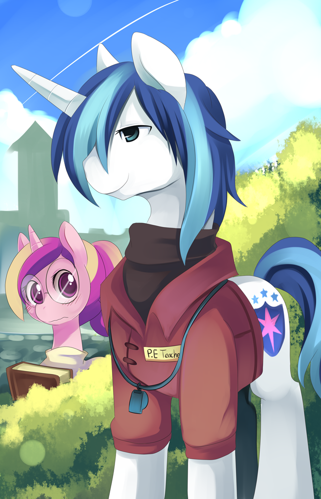 High School Pony