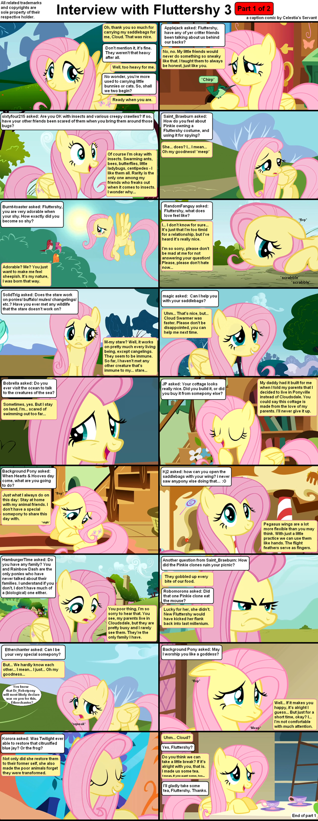 Interview with Fluttershy 3