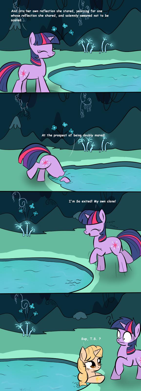 Twilight's clone