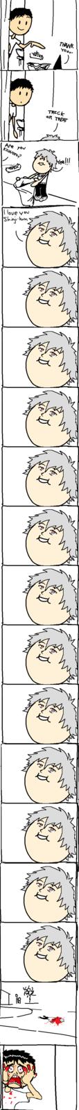 I love you shinji-kun