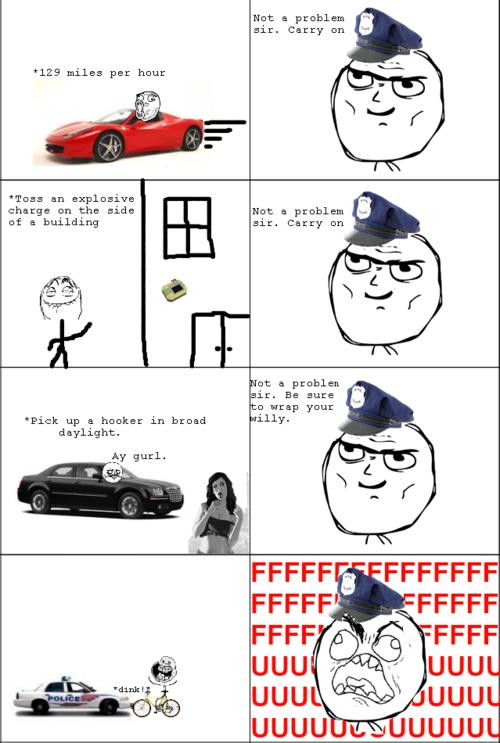GTA cop logic