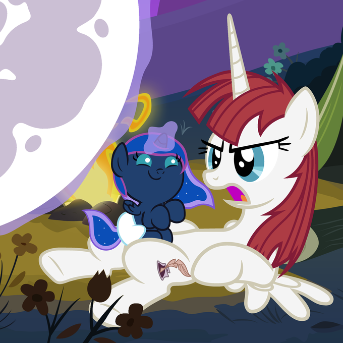Put the Moon Back, Luna