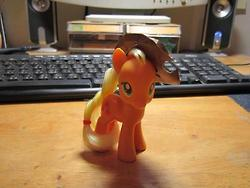 applejack toy hat