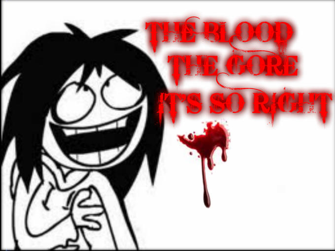 Jeff The Killer: Oh So Right.JPG By Neonchiq