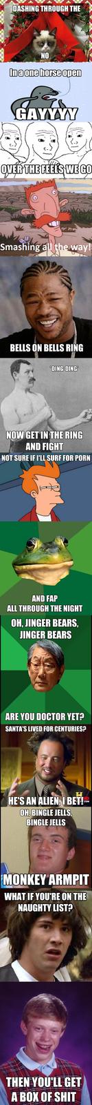 Jingle Memes