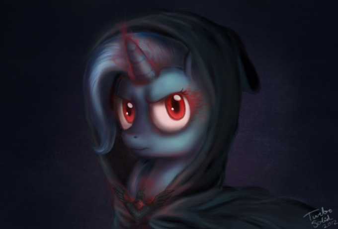 The Dark and Mysterious Trixie