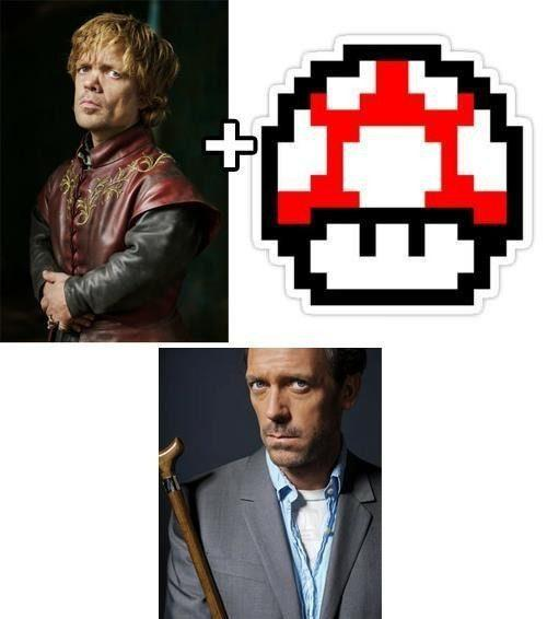 Hopefully, Joffrey gets the shit slapped outta him with that cane