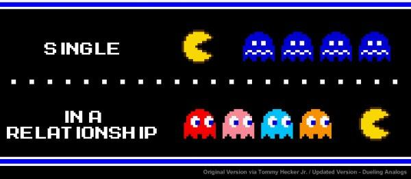 Pac-Man's Guide to Dating