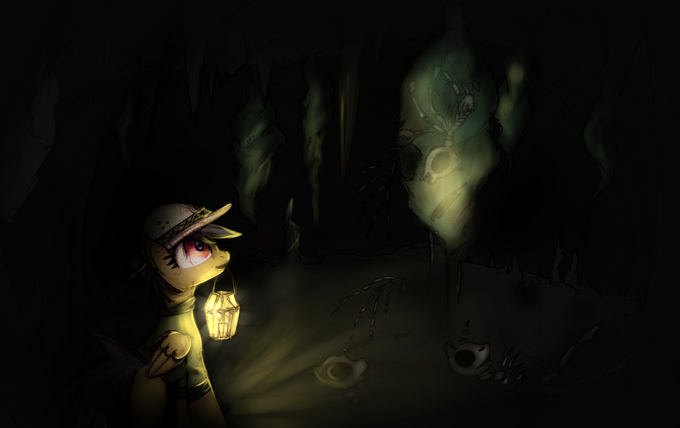 Daring Do Explorations