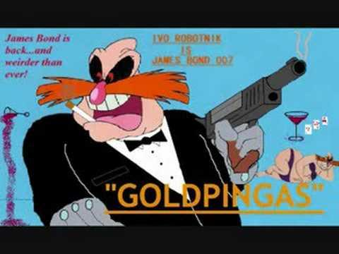 Goldpingas