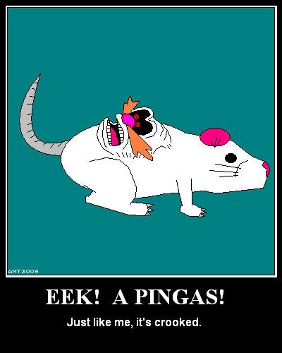 Eeek, A Pingas