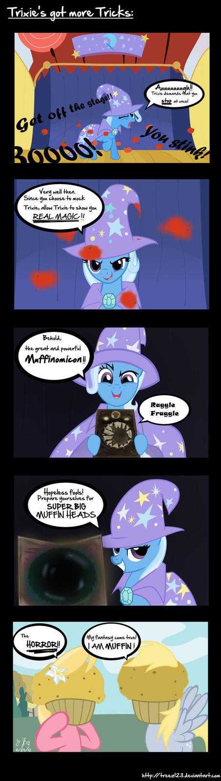 Trixie's got more Tricks