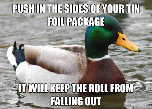 Actual Advice Mallard | Know Your Meme