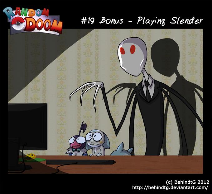 Random Doom 19 - Playing Slendy