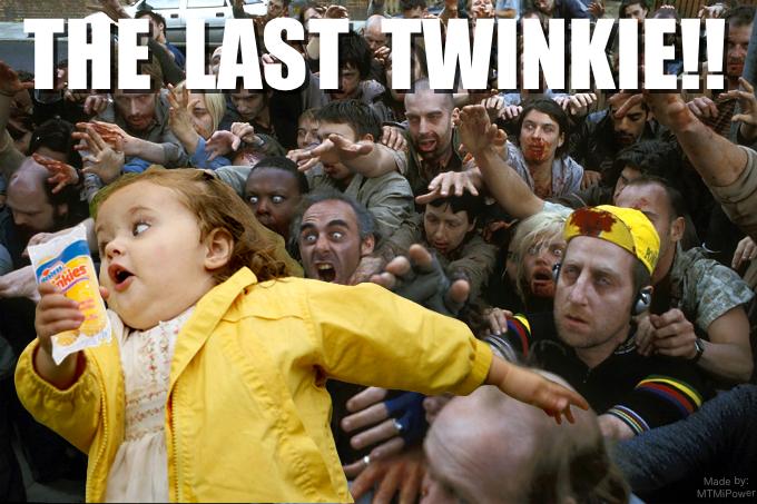 The Last Twinkie