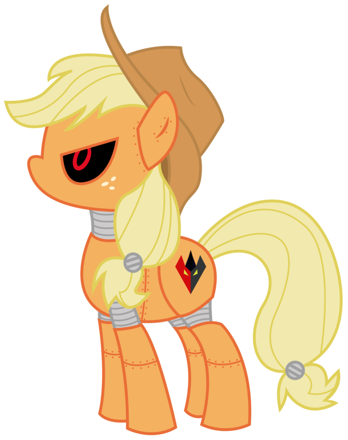 Mecha Applejack