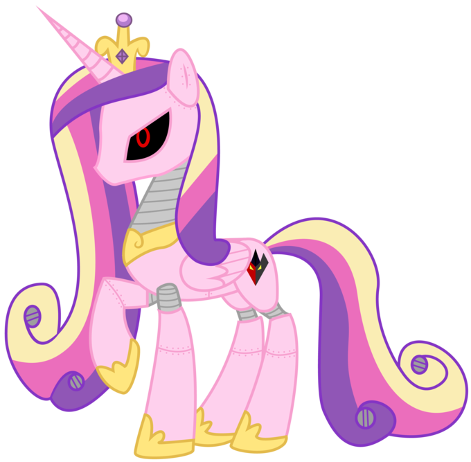 My little pony nightmare cadence - My little pony cadence ...