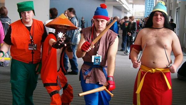 Good Times With Weapons Cosplay