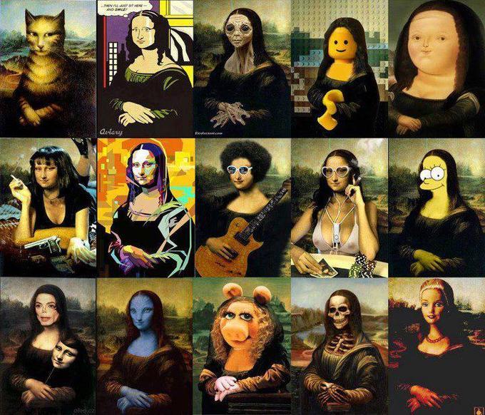 Many monas