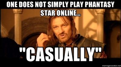 One Does Not Simply PSO