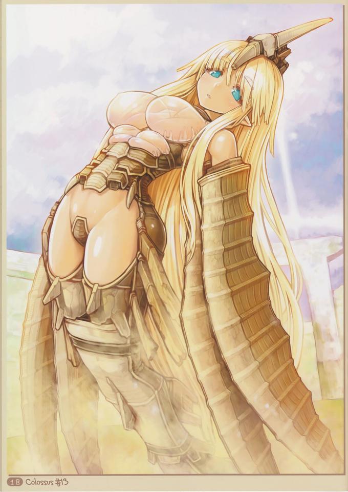 Colossal Girl #13