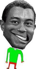 Omega Tiger Woods Idle Sprite