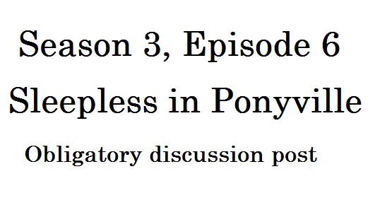 Had an idea to start a discussion when a new episode airs. Just give your thoughts/ideas about the episode, what you liked about it, etc.