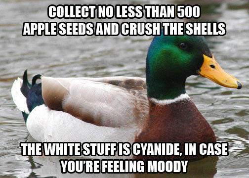 Advice Duck