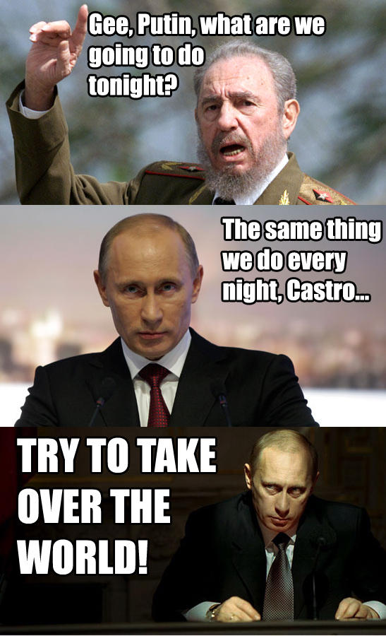 Castro and the Put