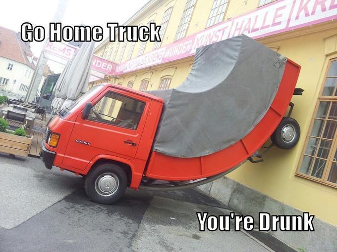 Drunk Driving Evolved