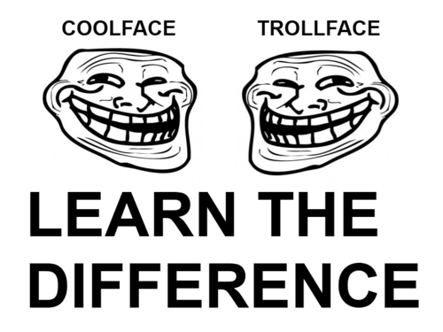 The difference, LEARN IT!