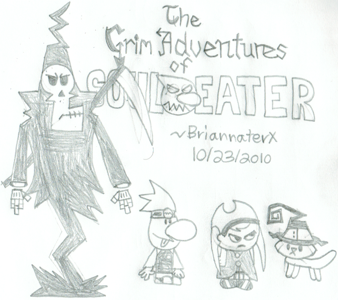 The Grim Adventures of Soul Eater