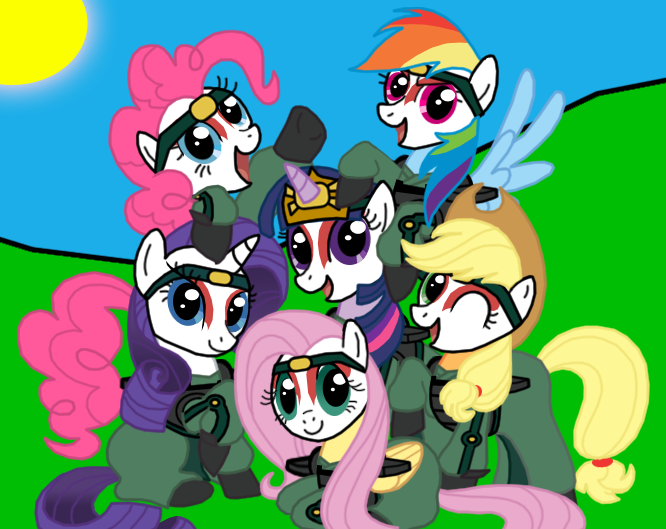 Kyoshi Ponies