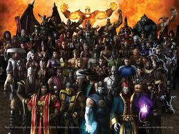 Mortal Kombat Universe characters