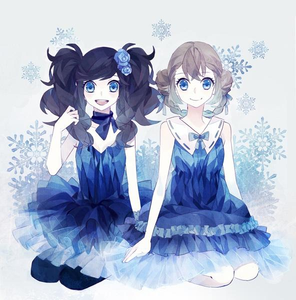 Touko & Mei