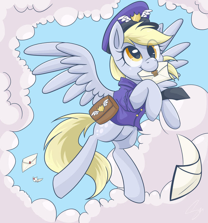 Derpy Delivers