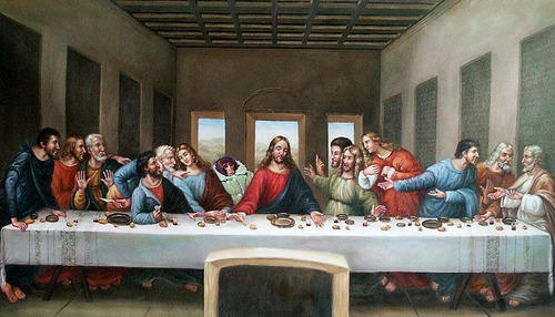 Darwin's Last Supper