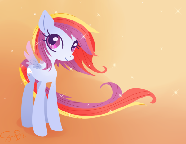 That moment when you realize this isn't Rainbow Dash
