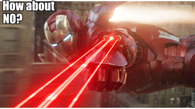 Even Iron Man Hates Your Post