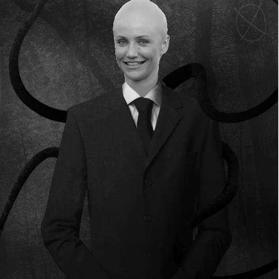 Here's Baldy
